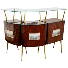 Italian Vintage Bar Furniture