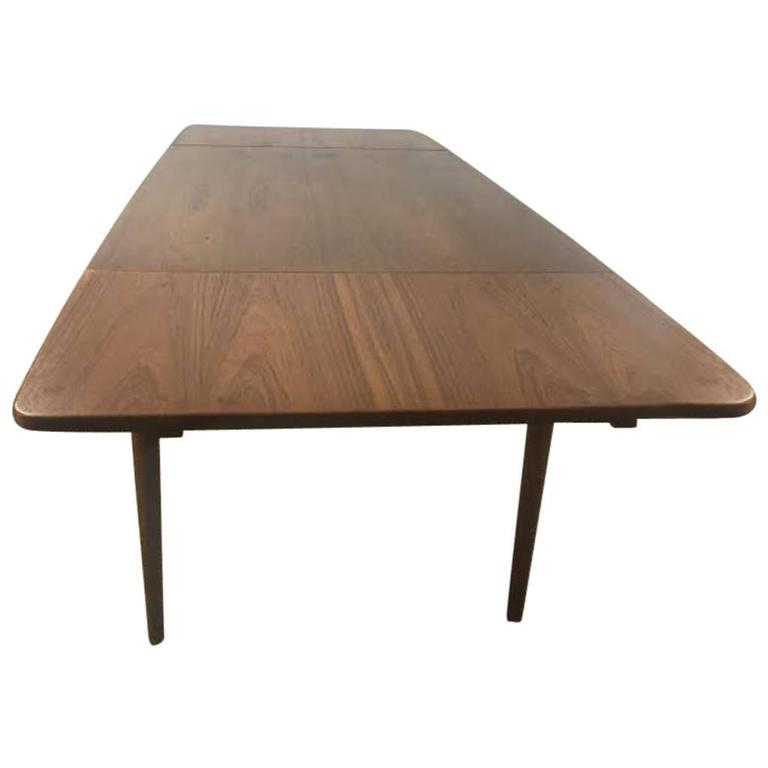 Style of Hans Wegner for Andreas Tuck Dining Table