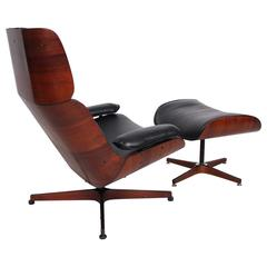 Mid Century Modern George Mulhauser Mr Chair for Plycraft Eames Era