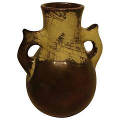 Kahler, Luster Glaze Pottery Vase, Probably by Karl Hansen Reistrup