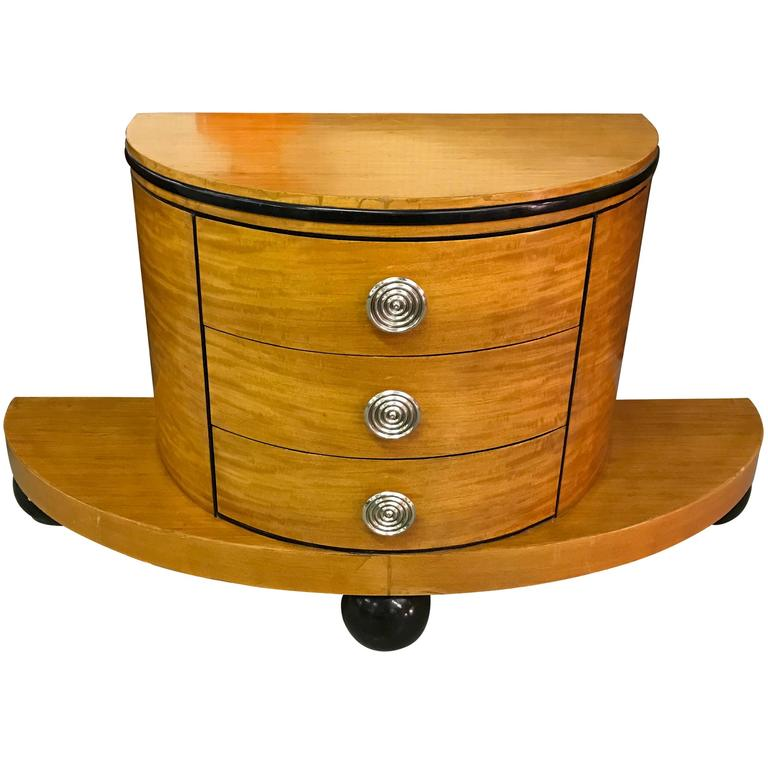 Italian Art Deco Chest Of Drawers