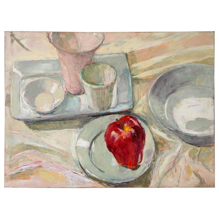 Dale Payson Still Life Oil on Canvas