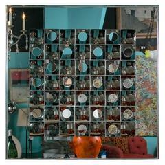 Mod Disco Era Hal Bienefeld Style Mirror