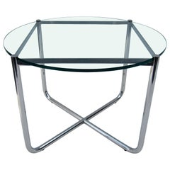 Side Table by Mies van der Rohe for Knoll