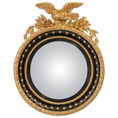 Regency Period Convex Mirror