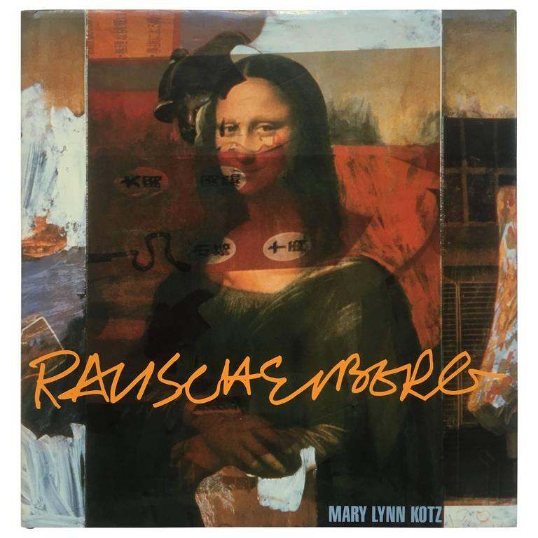 """""""Mary Lynn Kotz – Rauschenberg: Art and Life"""" Book For Sale"""