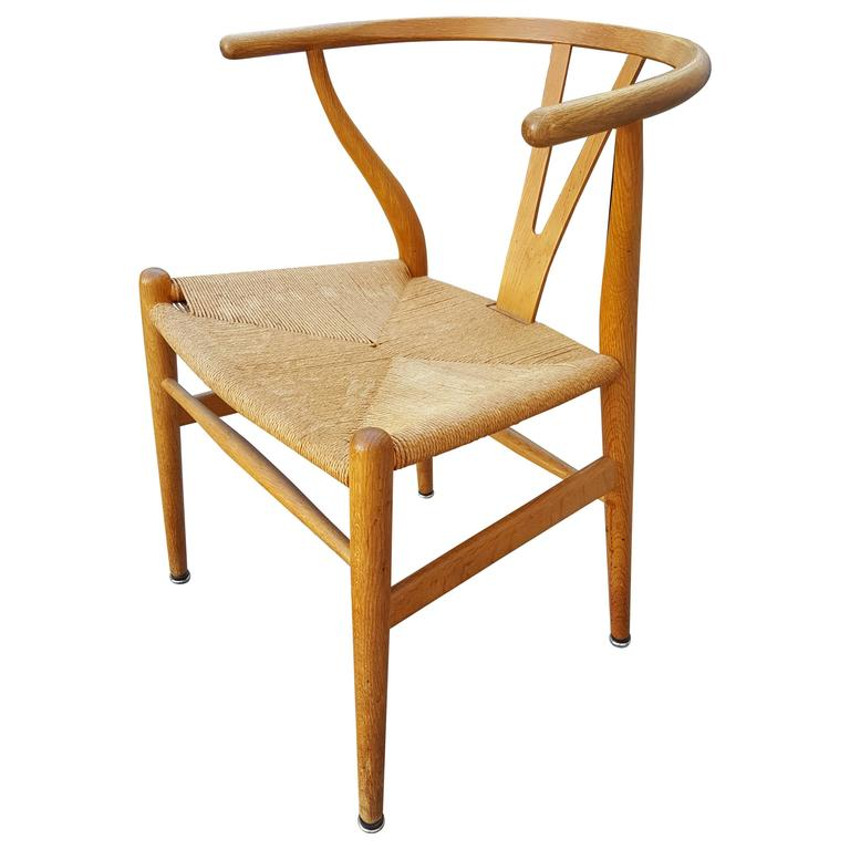 Hans Wegner Wishbone Chair at 1stdibs