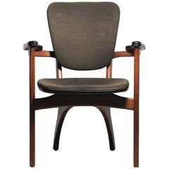 Rare Adrian Pearsall Armchair
