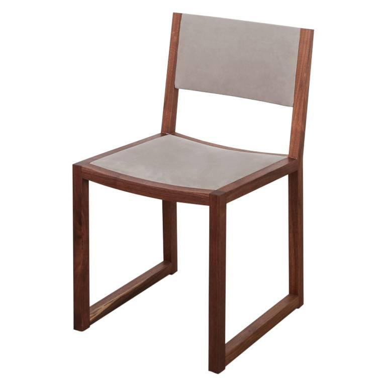 balbo chair by uhuru design walnut suede for sale at 1stdibs