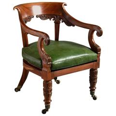 George IV Goncalo Alves Armchair