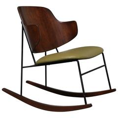 "Kofod-Larsen ""Penquin"" Rocking Chair"