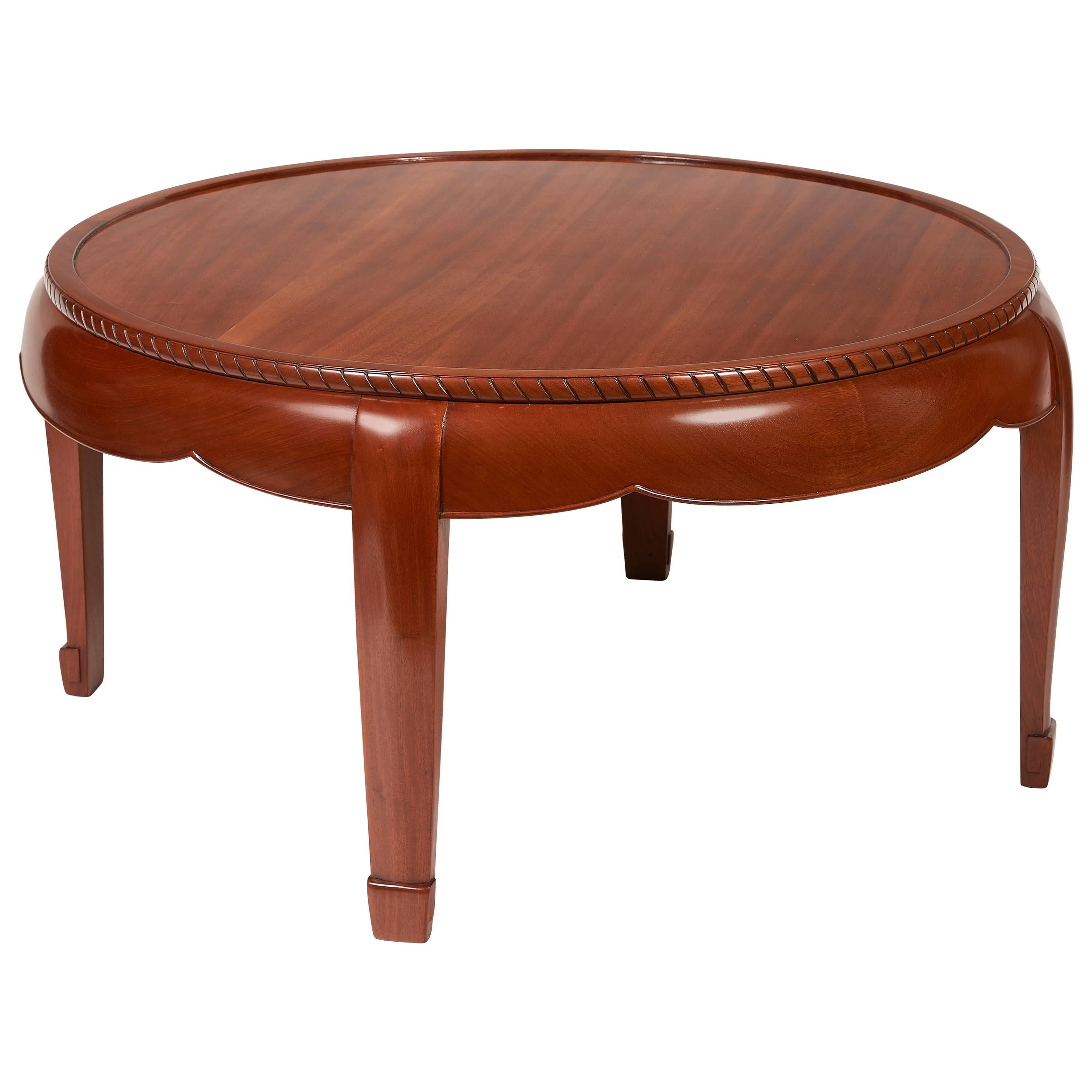 Coffee Table by Süe & Mare, circa 1922-1923