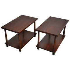 T.H. Robsjohn-Gibbings Side Tables