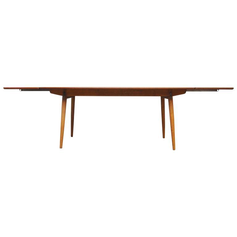 Hans J. Wegner Dining Table JH 570 for Johannes Hansen