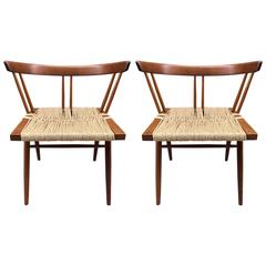 George Nakashima Chairs nakashima furniture: tables, chairs & more - 259 for sale at 1stdibs
