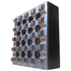 Beck & Jung Ultima 15 Geometric Ashtray Designed by Bäckström & Ljungberg