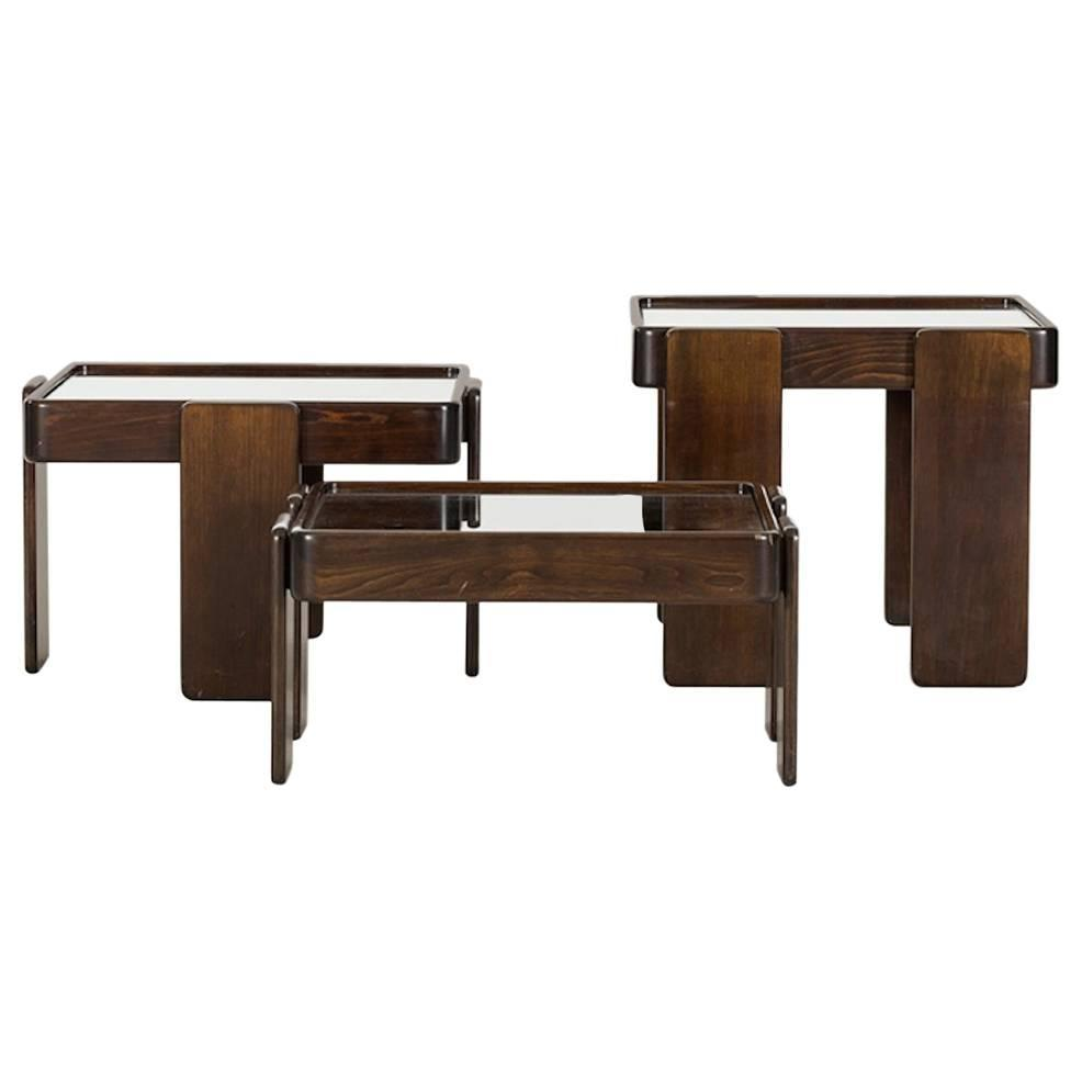 Cassina Stacking Tables For Sale At 1stdibs