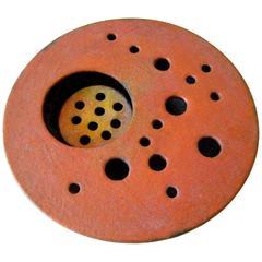 Renato Bassoli Italian Modernist Ceramic Vessel Bowl