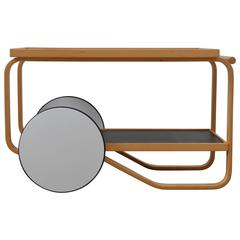 Artek, Alvar Aalto Tea Trolley Model 901