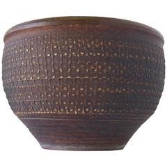 Bob Kinzie Bowl Planter for Affiliated Craftsmen