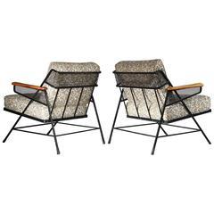 California Modern Lounge Chairs