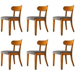 Edward Wormley Dining Chairs