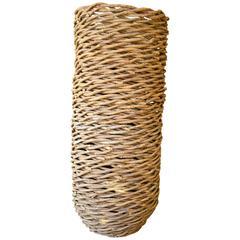 Monumental Woven Basket