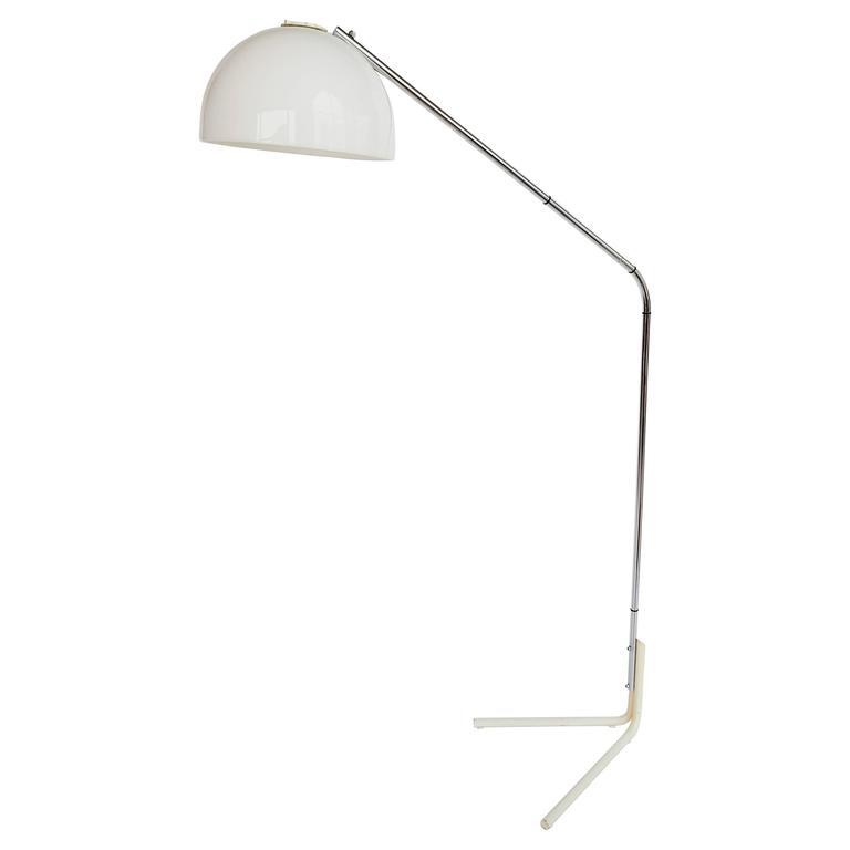 Rare Floor Lamp by Estudi Blanc for Tramo, 1970s