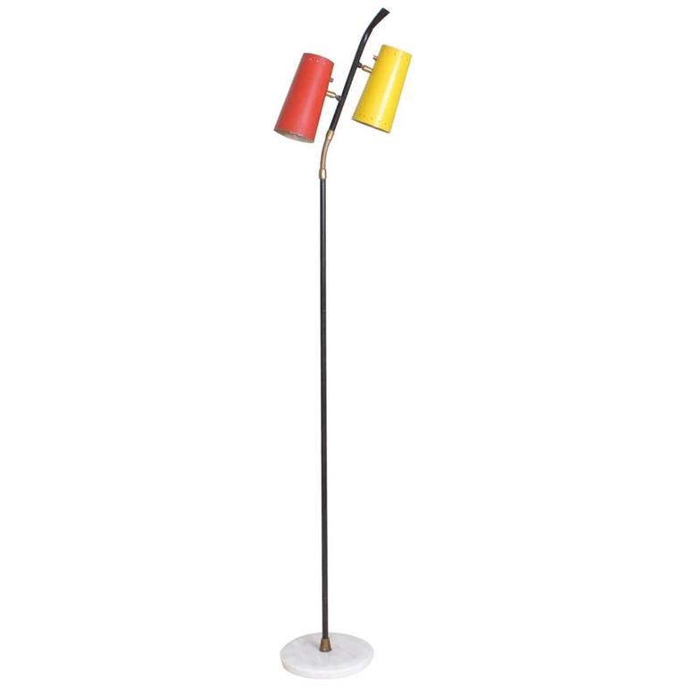 1950s Italian Floor Lamp