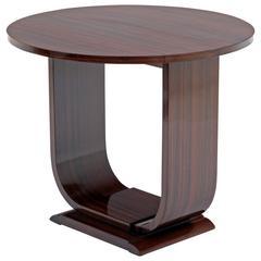 Art Deco Side Table, France, 1920s