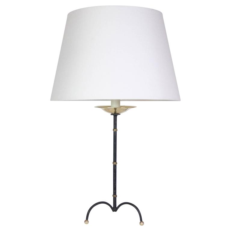 Adnet Table Lamp