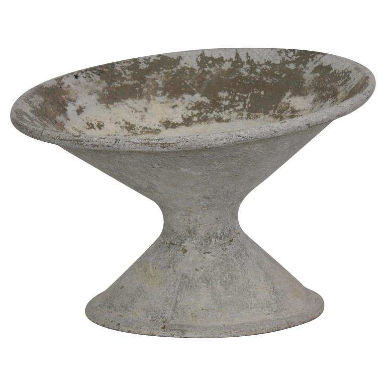 Concrete Planter by Willy Guhl for Eternit For Sale