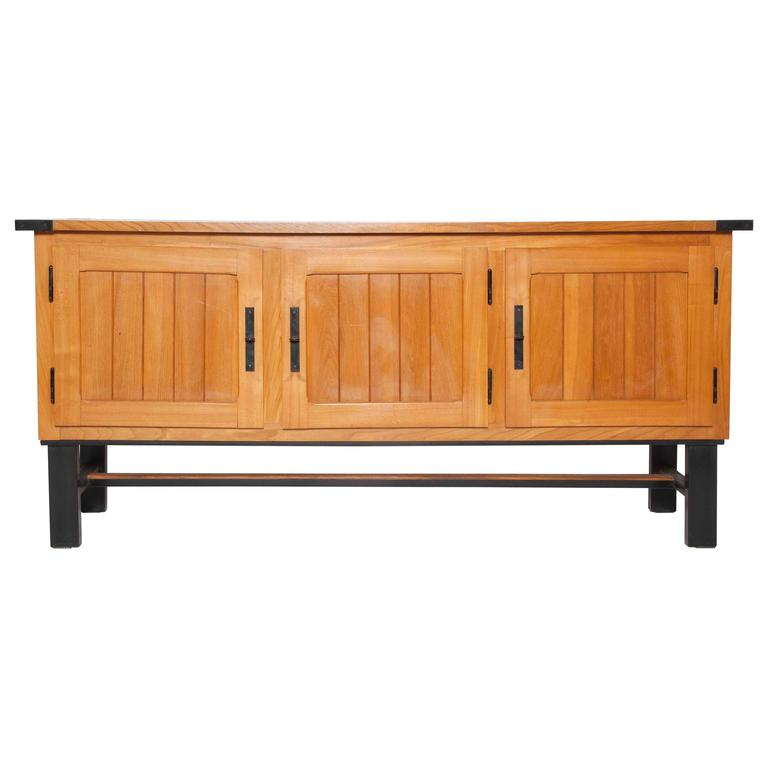 Maison et jardin sideboard circa 1950 for sale at 1stdibs - Maison jardin century furniture caen ...