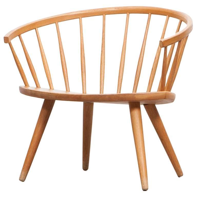 Yngve Ekström Lounge Chair 'b'