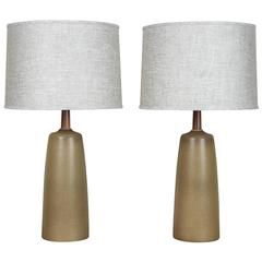 Pair of Tor Lamps by Stone and Sawyer
