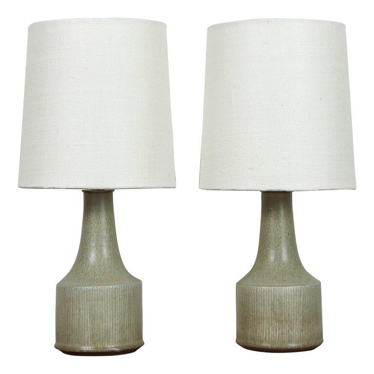 Victoria Morris lamps, contemporary