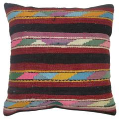 Colorful Kilim Pillow