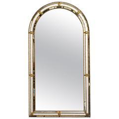 Italian Mosaic Wall Mirror