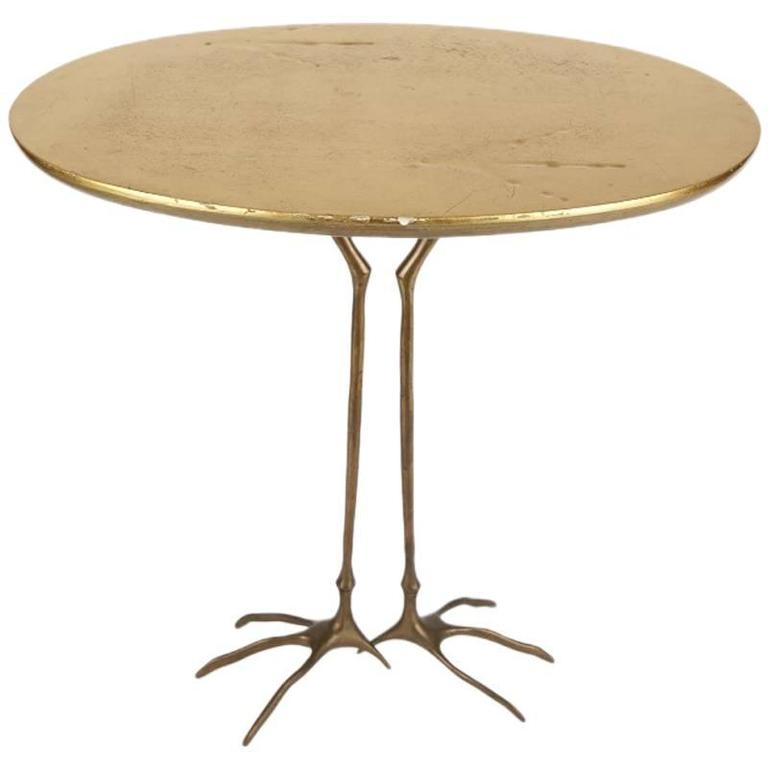 Traccia Table Designed by Meret Oppenheim