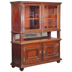 Anglo-Japanese Rosewood Sideboard, Attributed to E W Godwin