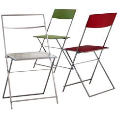 Folding Chair Robert Hass by Philippe Hiquily