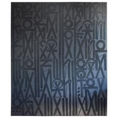 "Large ""Sombra Polbosa"" by RETNA"