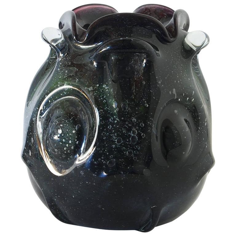 Italian Murano Glass Vase