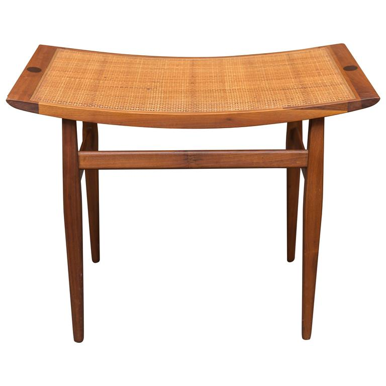 Paul Mccobb Throne Stool At 1stdibs