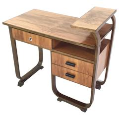 Writing Desk by Giuseppe Pagano Pogatschnig, 1930s-1940s