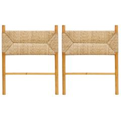 Pair of Headboard in the Style of Charlotte Perriand, circa 1960
