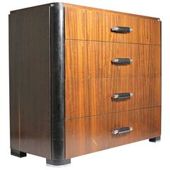 Donald Deskey Deco Chest of Drawers