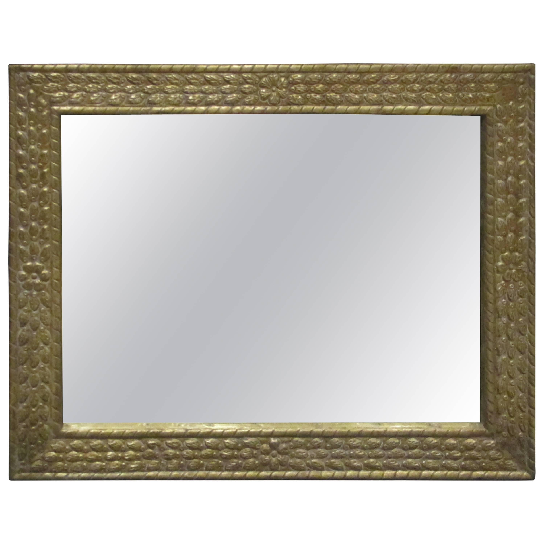 Metal Clad Mirror Rectangular