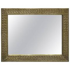 Metal Clad Mirror Rectangular