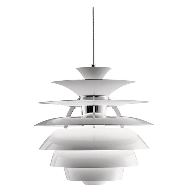 Poul Henningsen PH Snowball Pendant for Louis Poulsen For Sale
